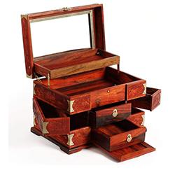 joyeros de madera grandes