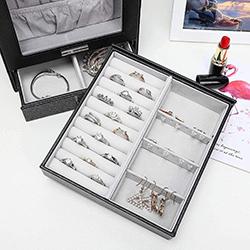 Caja para Joyas con cajones 1