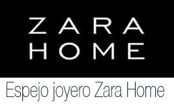 Joyero espejo Zara Home