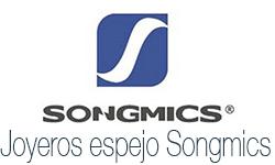 Joyeros espejo Songmics