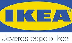 joyero espejo Ikea